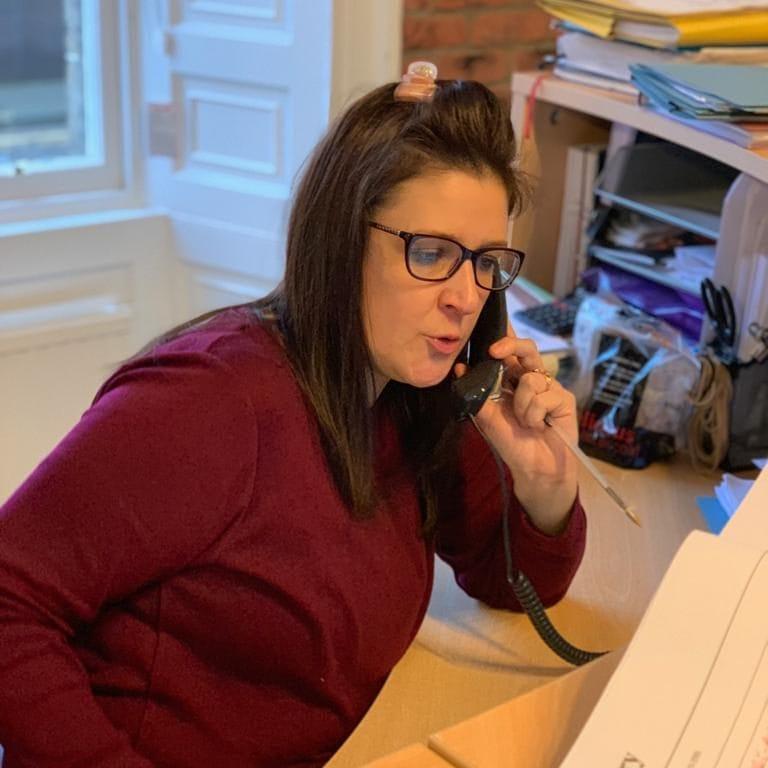 Elaine Collins - Kilmarnock Criminal Lawyer - Support Staff