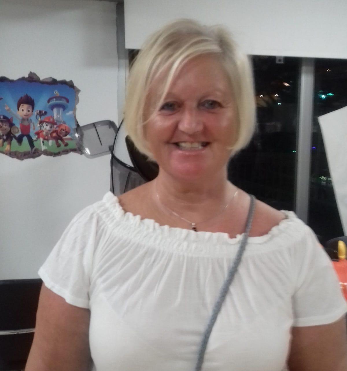 Joyce from KIlmarnock