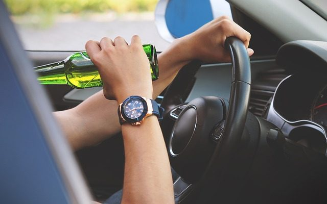 police crackdown on drink driving